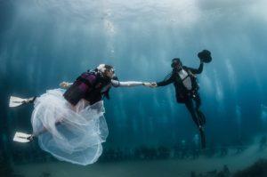 Подари незабываемы впечатления под водой